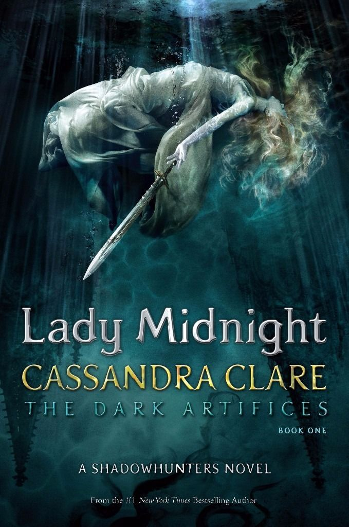 Looking for lady midnight by Cassandra clare