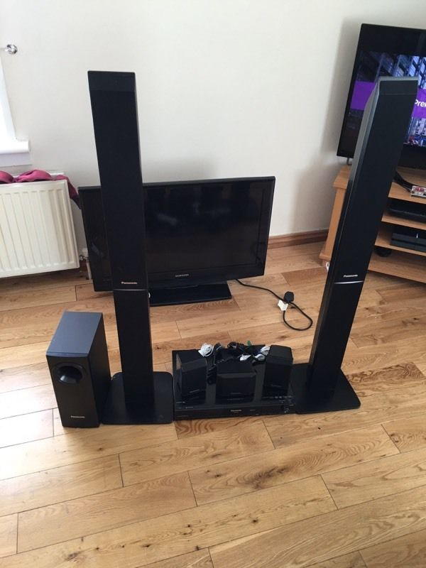 Panasonic Surround sound for sale