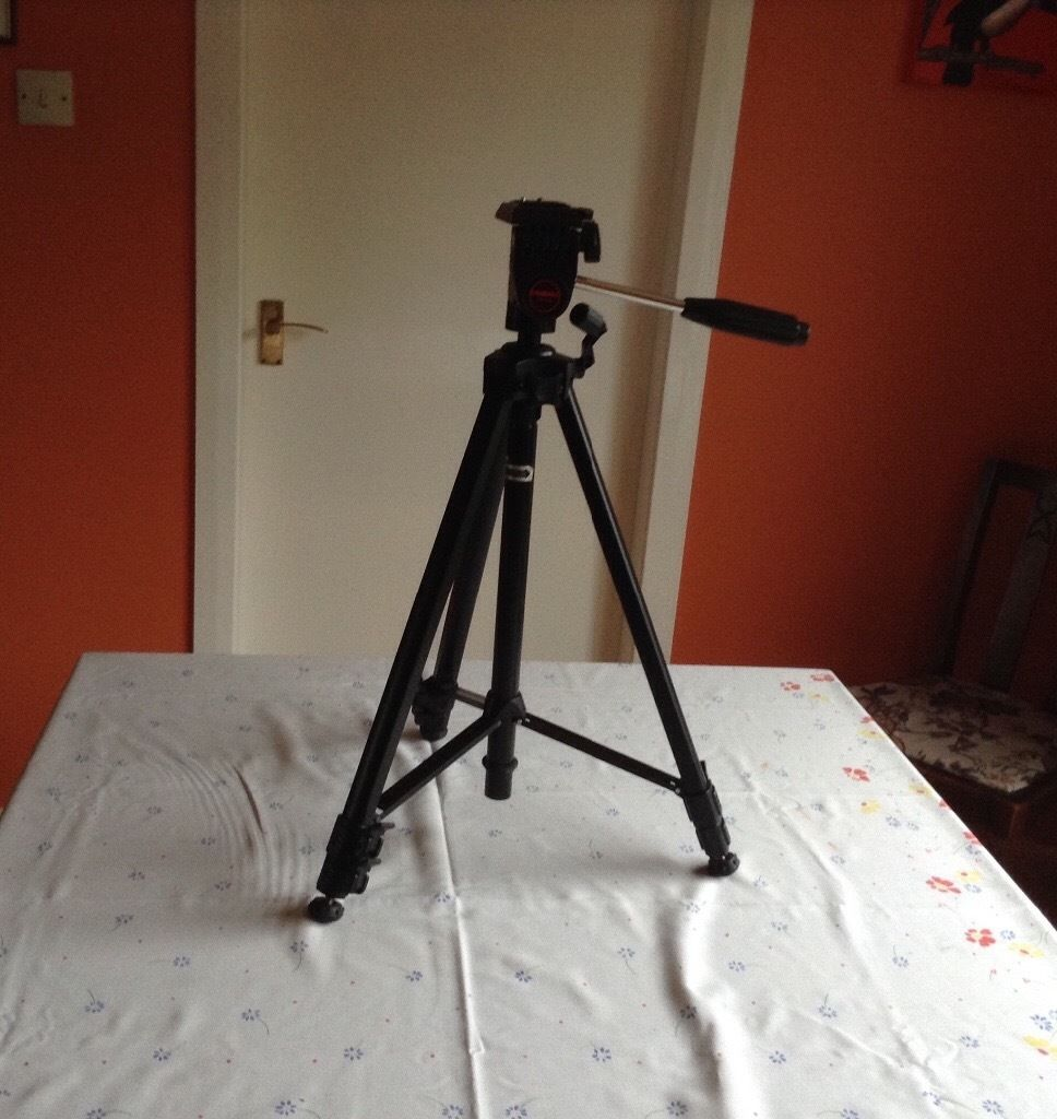 Cobra camera tripod for sale