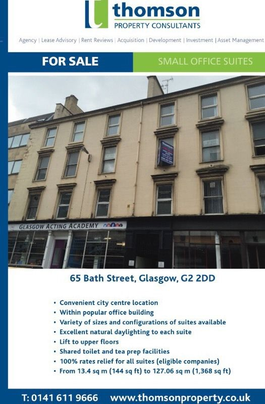 Office Suites FOR SALE