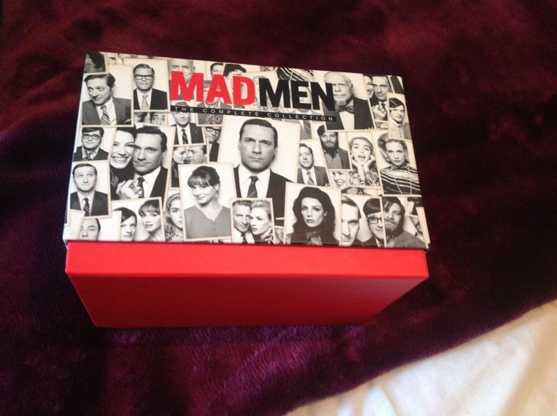MADMEN THE COMPLETE COLLECTION