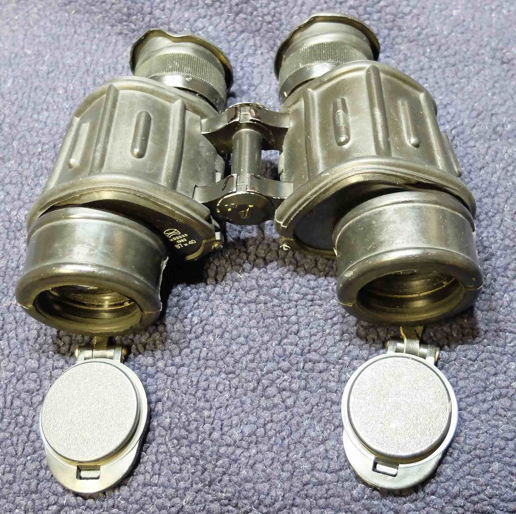 IOR 7x40 Russian/Romanian German Lenses military issue binoculars binos similar to zeiss nikon