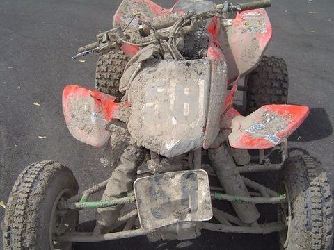 ALL NON RUNNING QUADS WANTED