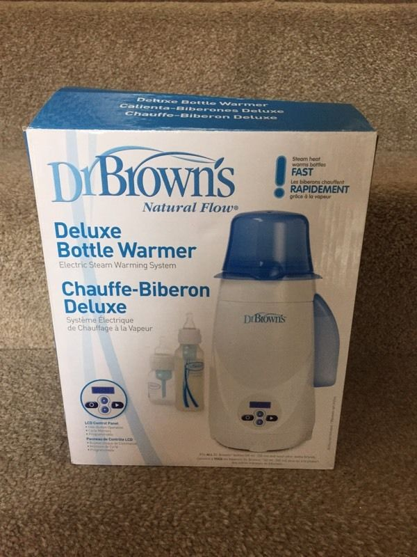 Dr Brown's Bottle Warmer - Barely Used