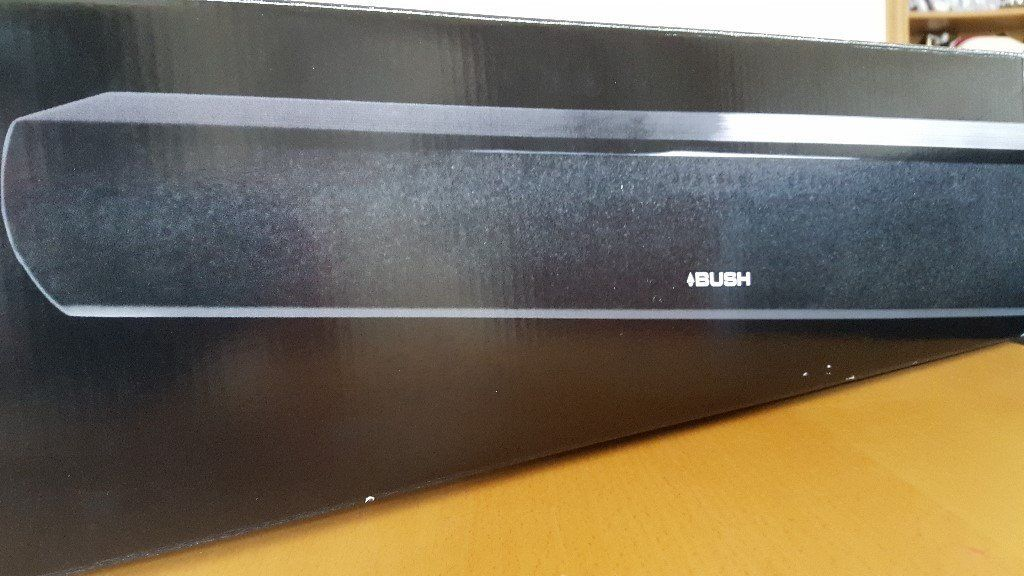 Brand NEW bush 50w soundbar with sub and b/t