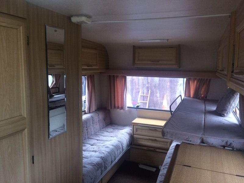 ****EXCELLENT 5 BERTH ELDDIS WISP 510***