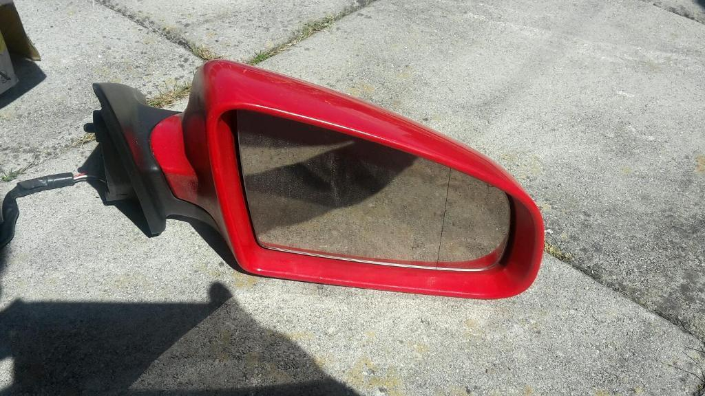 Audi a3 wing mirror