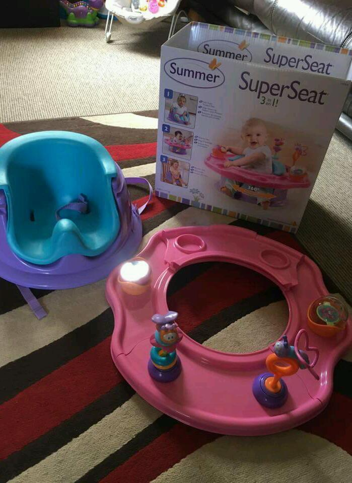 Baby 3 in 1 play seat