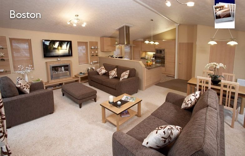 LUXURY LODGE FOR SALE - STATIC CARAVAN IN NORTH WALES- SNOWDONIA- INCLUDING DECKING- NEAR ANGLESEY