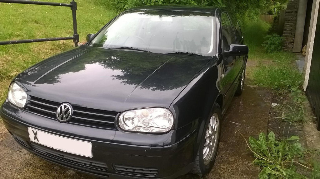 Golf Gti Turbo Mot Jan17 X Reg 2000