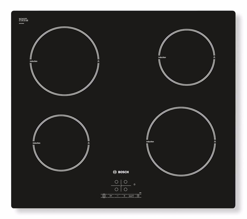 Bosch Induction Hob model PIA611B68B brand new in packaging