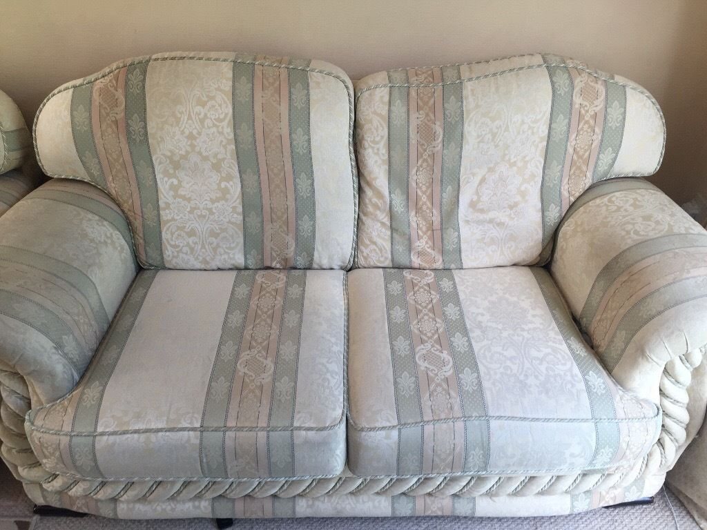 Lovely comfortable sofa's