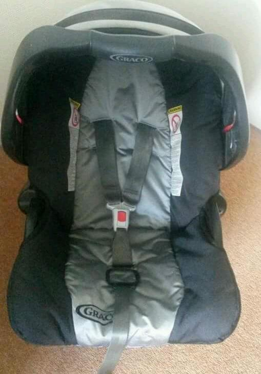 Graco first car seat
