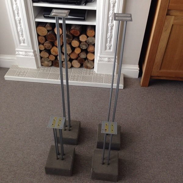 Surround Sound Speaker Stands