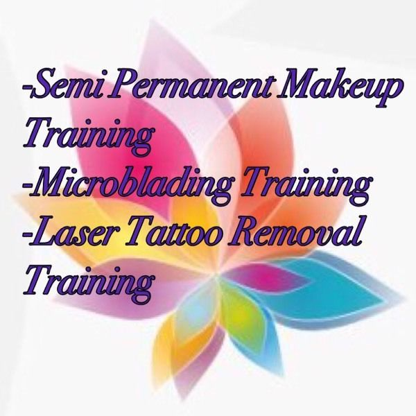 Semi Permanent Makeup,Microblading,Laser IPL,Tattoo removal laser,Training!Tricopigmentation
