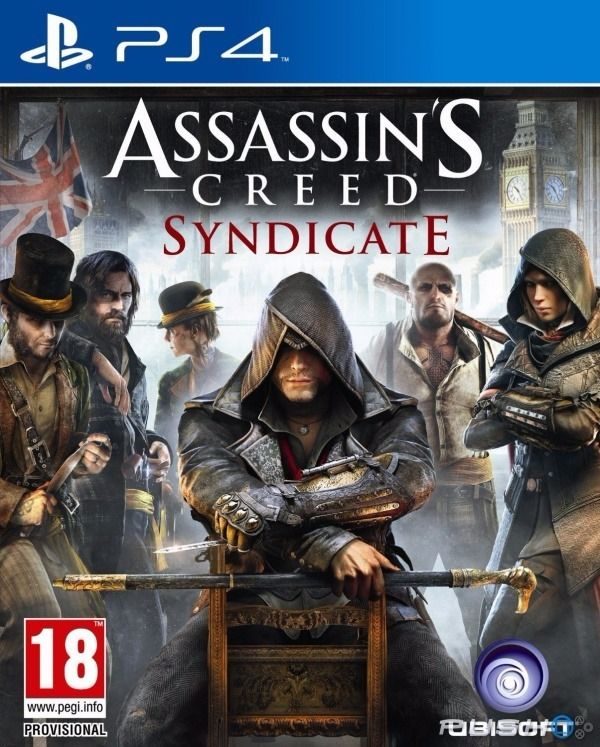 assassins creed SYNDICATE ON THE PS4 / CASH OR SWAPS
