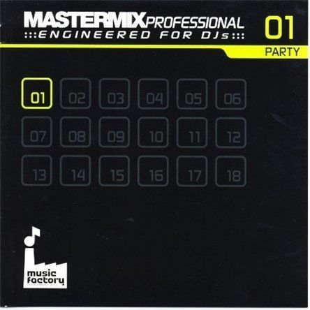 Mastermix Professional Full Disc Set - Various Artist (30 CD'S)