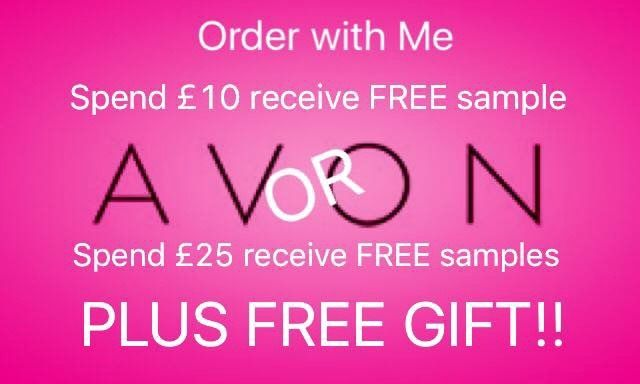 Im your Avon Rep :) Order with me online or brochure xx