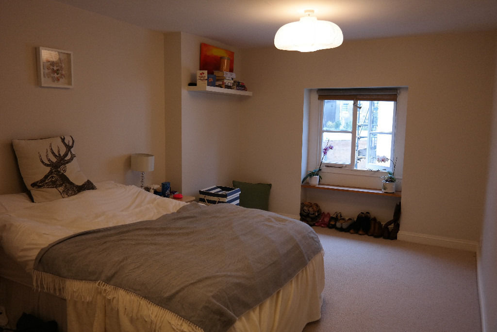 Large double room in a fantastic flat in the heart of Clifton Village.
