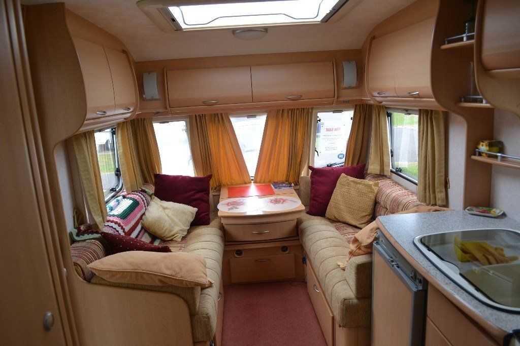 2005 Coachman Amara with 2015 Awning and full set of accessories plus much, much more.