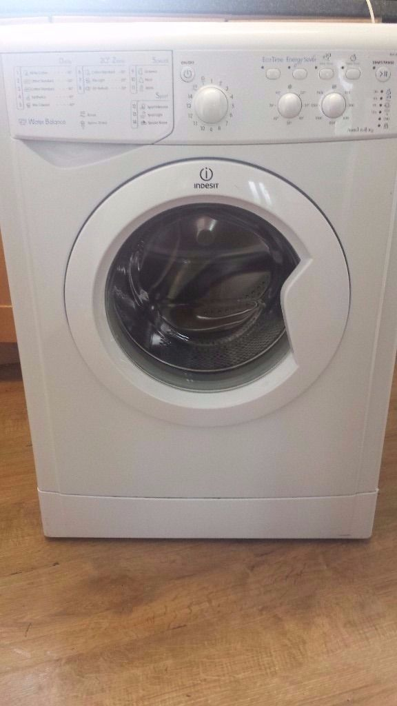 Indesit IWC81481 8KG Washing machine 12 month Warranty Free install & Delivery Fully Refurbished