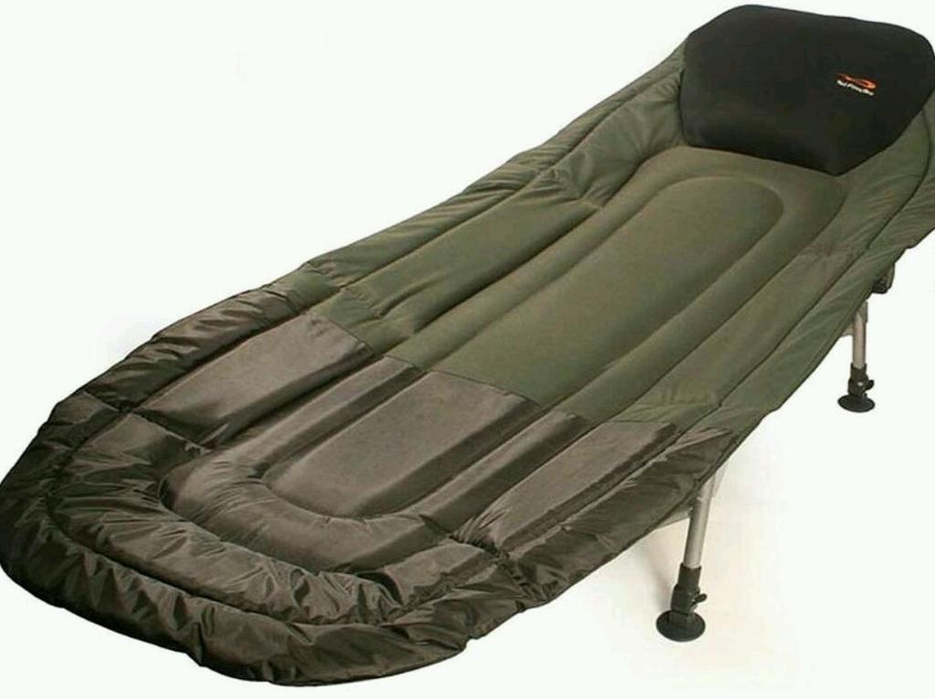 TF Gear 3 x Leg Chill out Camp Bed