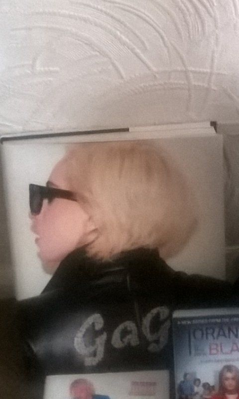 Lady Gaga x Terry Richardson book