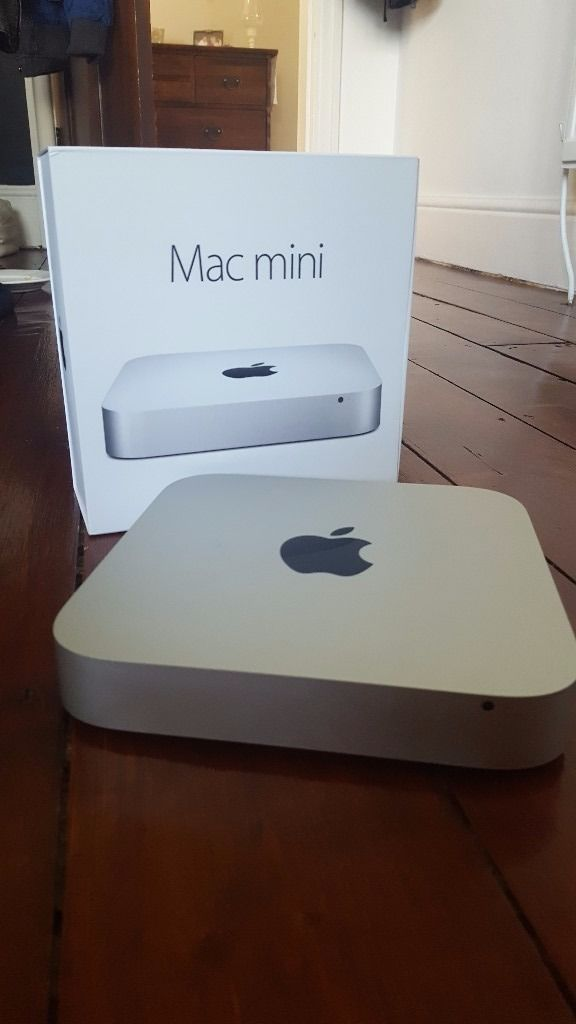 Apple Mac Mini 2.6GHZ i5 processor/8GB/1TB- mint condition