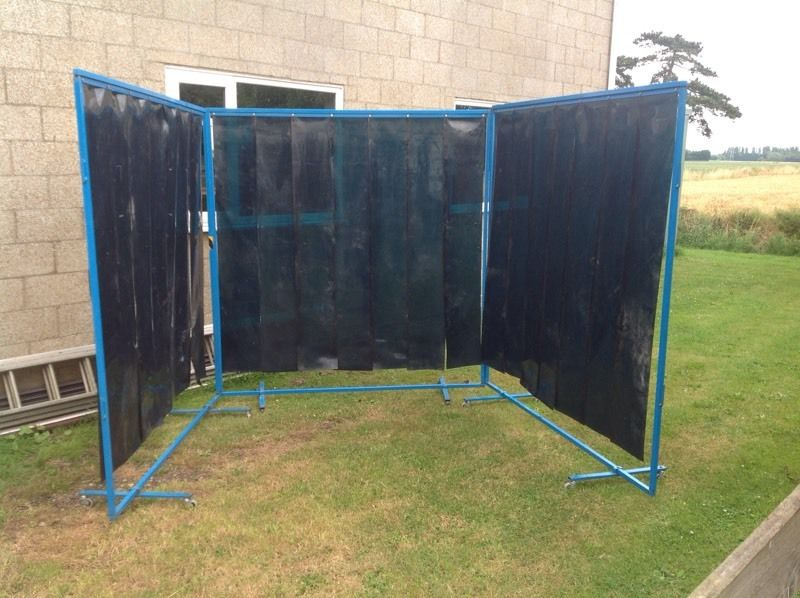 Professional welding screens
