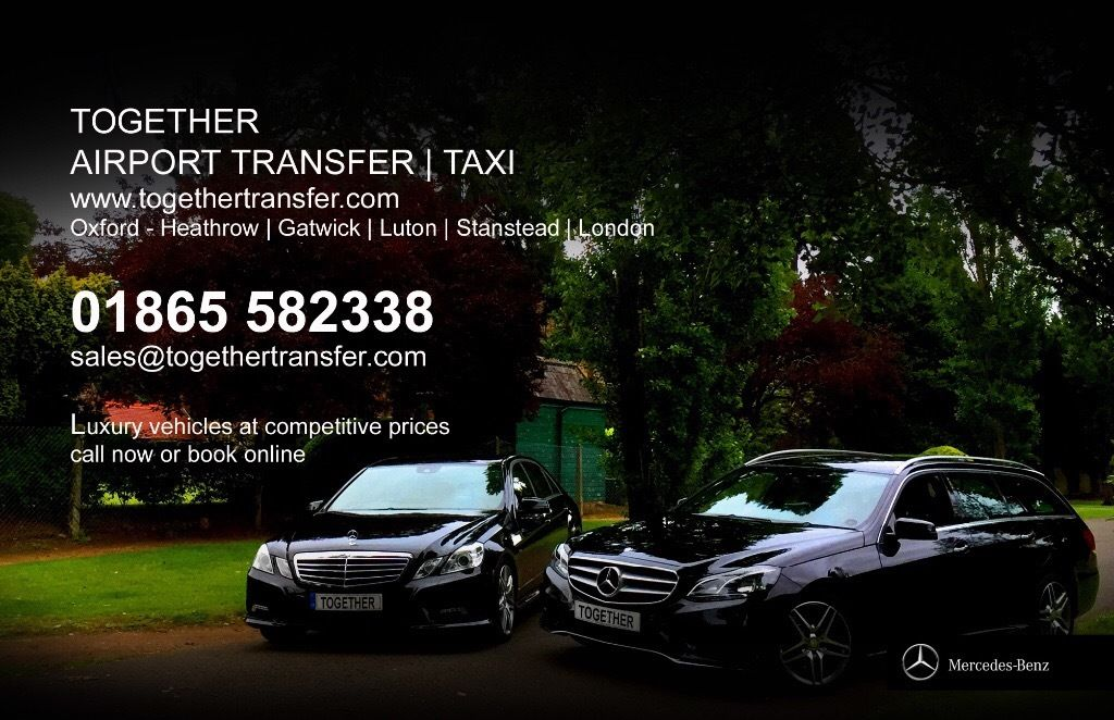 Airport transfers - Heathrow Gatwick Luton Stansted