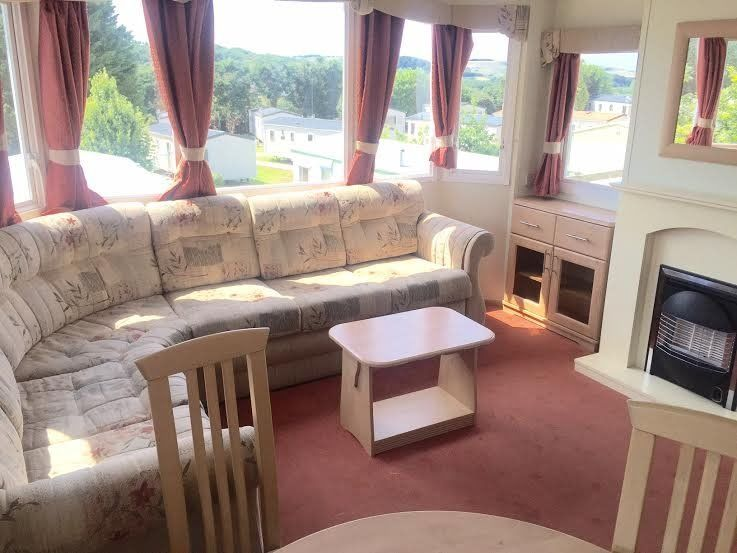 STATIC CARAVAN ISLE OF WIGHT ROOKLEY 12MONTH SEASON FINANCE AVAILABLE NR THORNESS BAY & LOWER HYDE