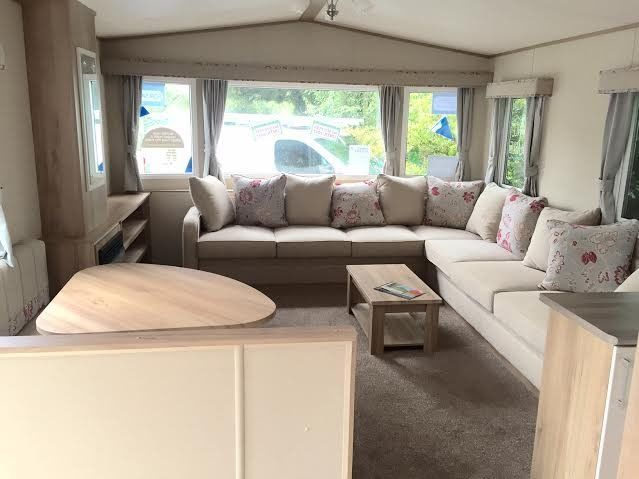BRAND NEW CARAVAN ISLE OF WIGHT 12MONTH SEASON FINANCE AVAILABLE NEAR THRONESS BAY & LOWER HYDE
