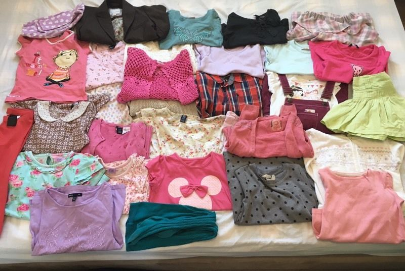 Girls Clothes Bundle 3-4 Yearss