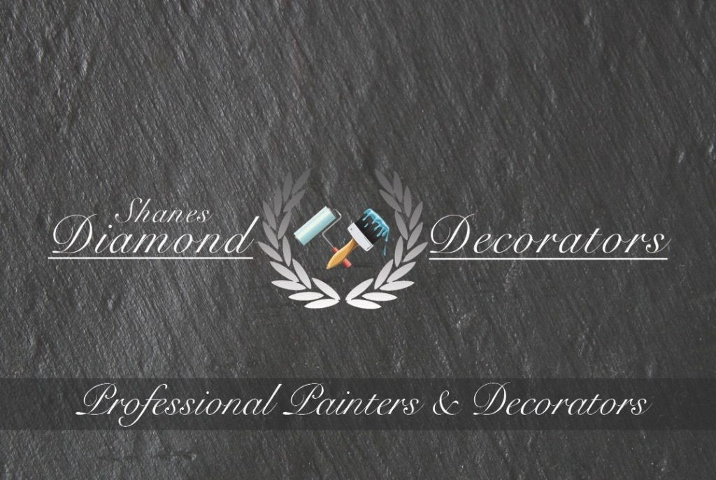 painter and decorator. welcome to Shanes Diamond Decorators.