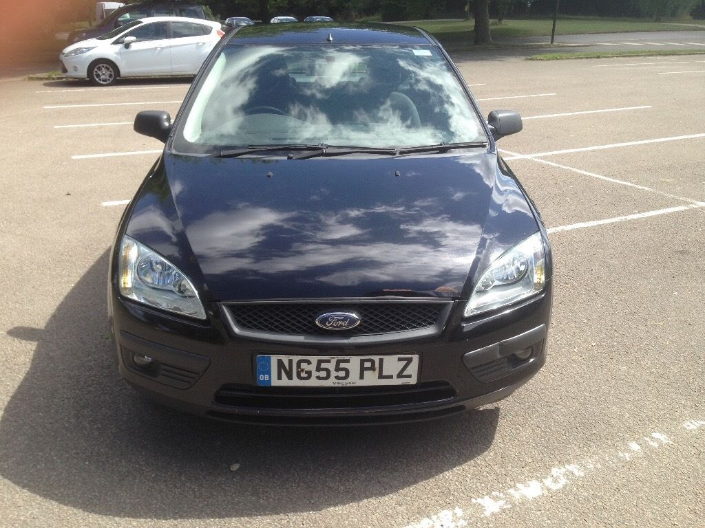 2006 Ford Focus full service history