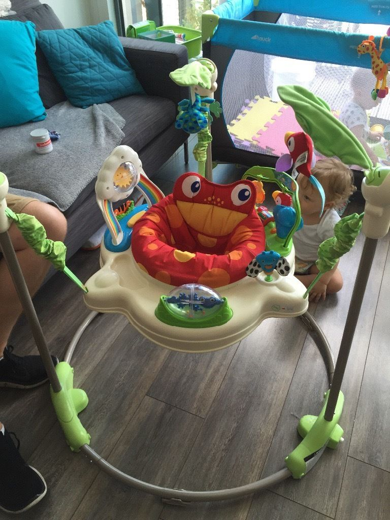 Rainforest jumperoo - Great condition - bought new -SE1 pick up