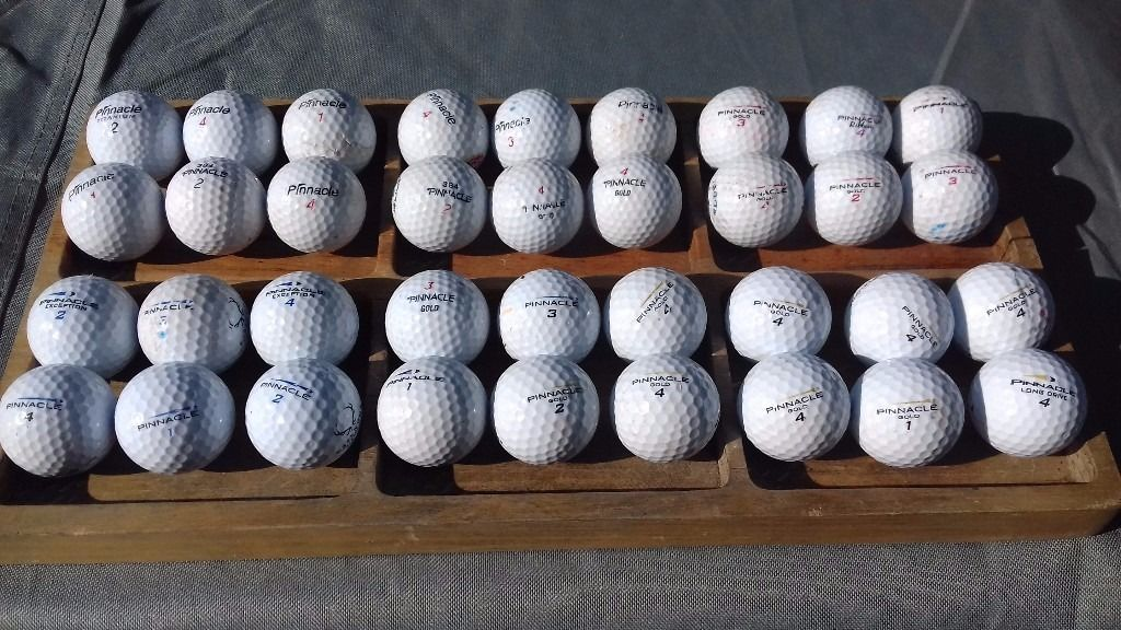 Pinnacle golf balls for sale