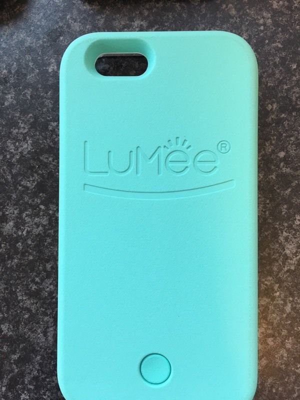 LUMEE LED Light-up Selfie Case for iPhone 6/6s with FREE UK delivery