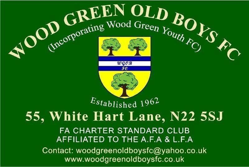 Wood Green Old Boys Football Club - Recruiting players! Get Involved!