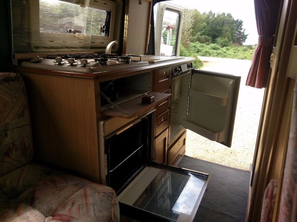 1995 SWIFT MONDIAL 2 BERTH IN EXCELLENT CONDITION