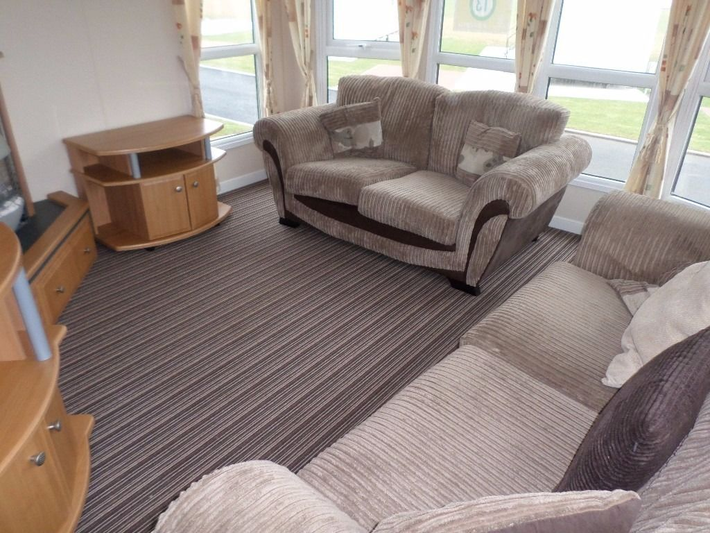 2005 Willerby Winchester static caravan for sale at Chesterfield Country Park in Berwickshire
