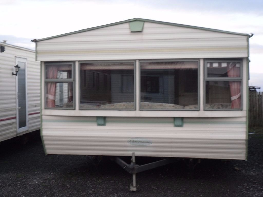 Delta Charmaine Deluxe FREE DELIVERY 35x12 2 bedrooms pitched roof offsite static caravan