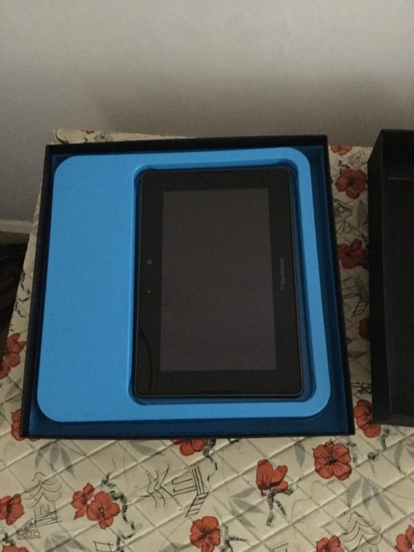 Blackberry Playbook 64GB boxed in very good condition swap for good mobile phone or what have you