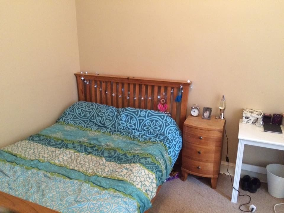 Double bedroom available in student flat near Edinburgh University