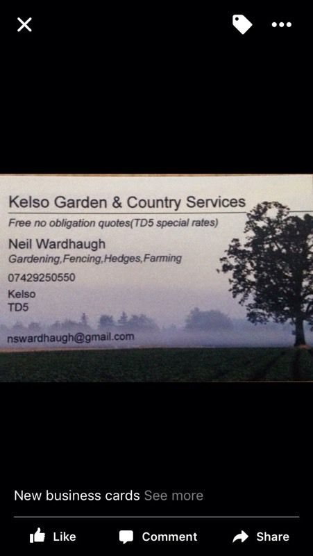 Kelso Garden & Country Services