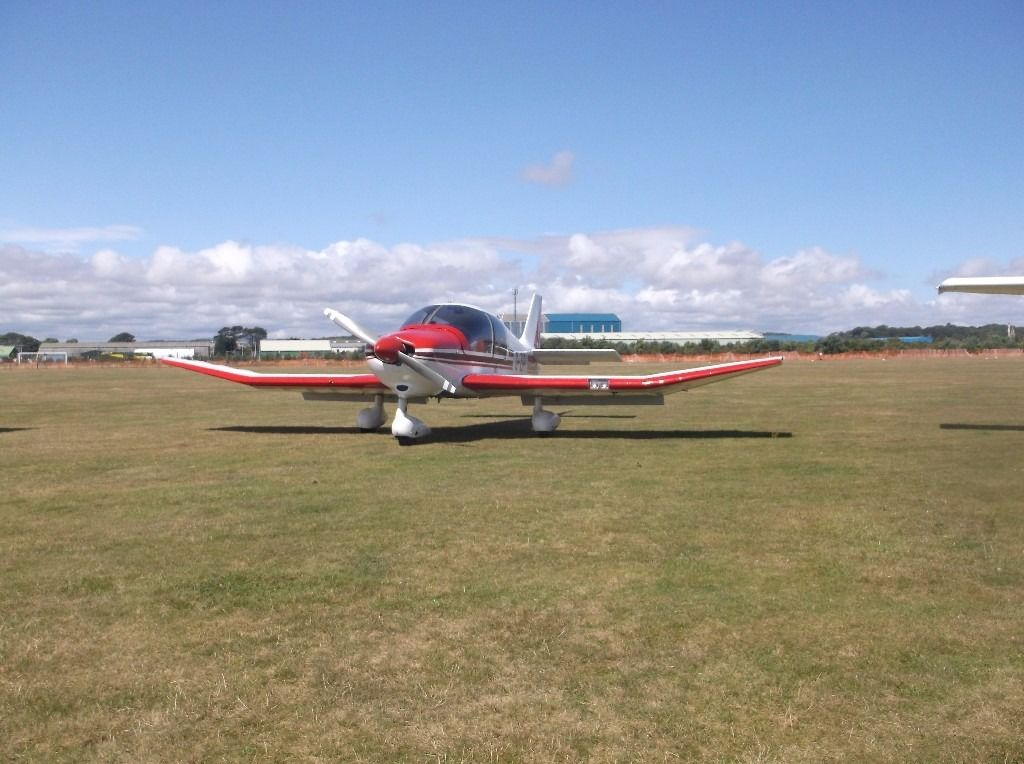 LIGHT AIRCRAFT FLY IN MONTROSE PLAYING FIELDS SAT 13TH AUG - STALLS, FREE TO PUBLIC