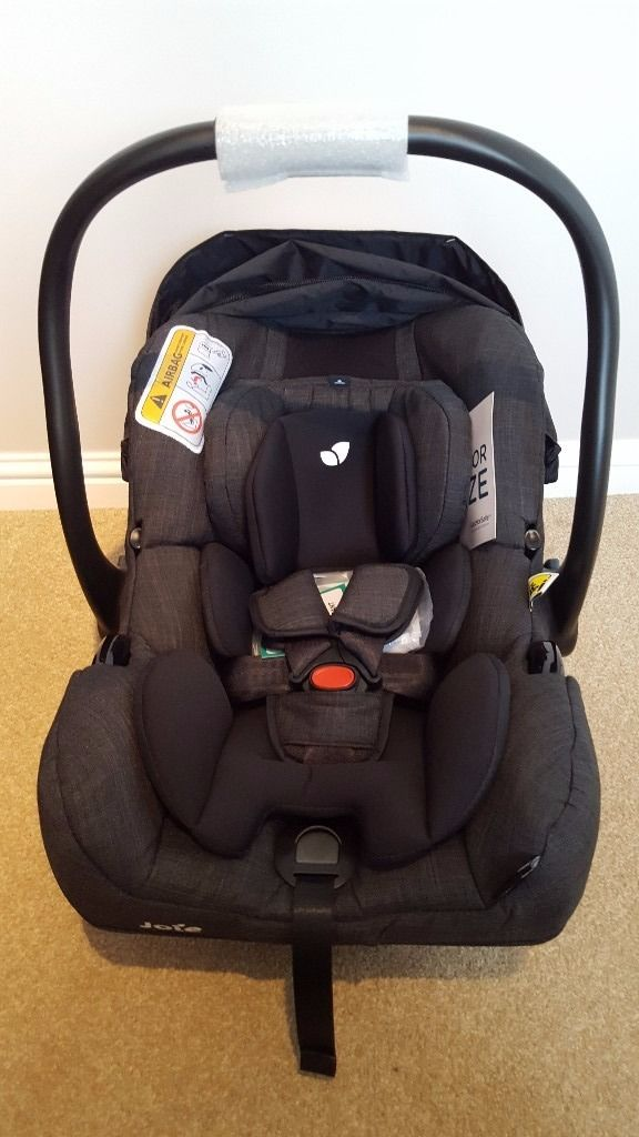 Joie I-Gemm Baby Car Seat - Pavement - Brand new - Never used - Unboxed - Less than half Price