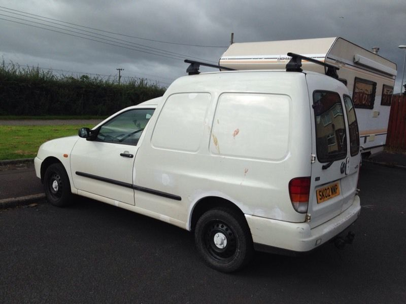Vw caddy 1.9sdi (swap for crosser or quad)