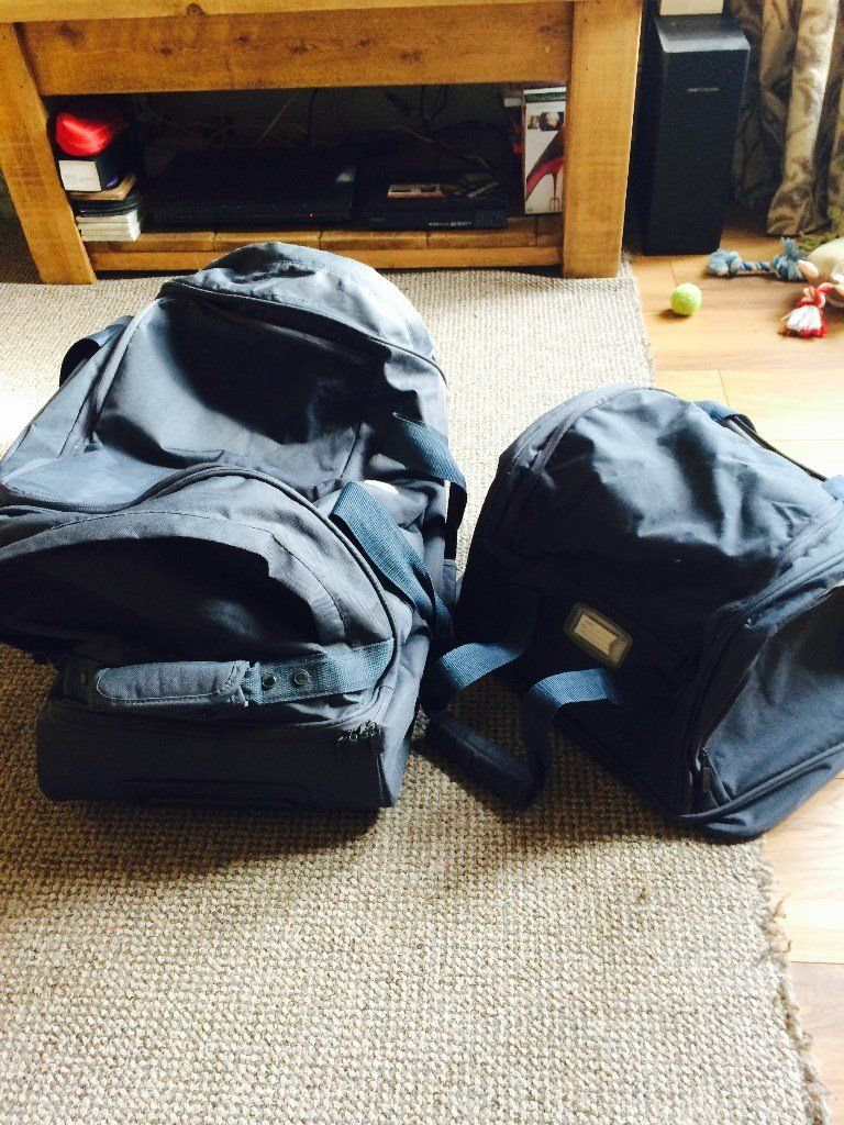 Revelation Holdall and Carrier for sale