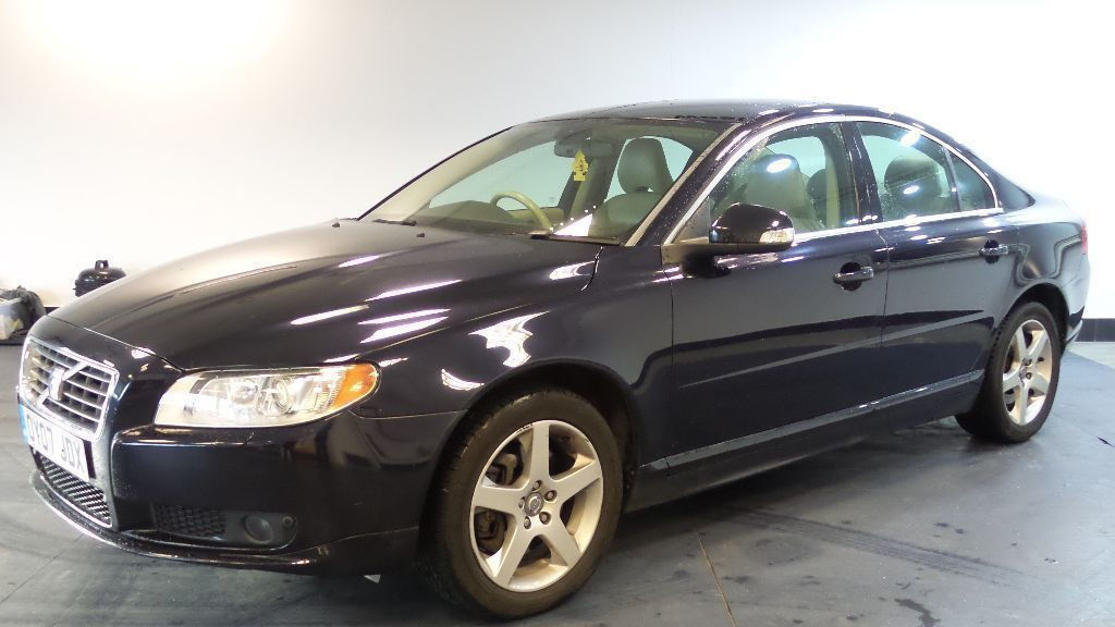 2007 07 VOLVO S80 3.2 SE LUX 4D *LOW MILEAGE 36K*PART EX WELCOME*2 YEARS WARRANTY*FINANCE